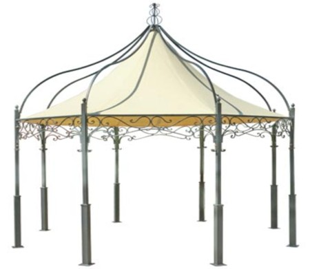 Wrought Iron Gazebo