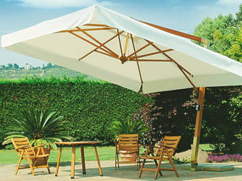 rectangle market umbrella - Rectangle Patio Umbrella